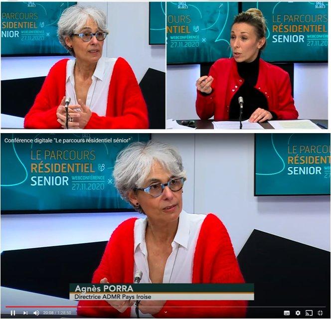 LE PARCOURS RESIDENTIEL DES SENIORS